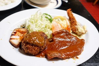 光陽軒 - 2017年7月 スペシャルランチ【1620円】スープ、ご飯付です