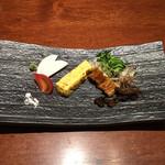 馬関 - 前菜