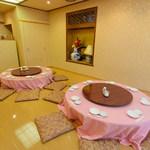 茘香尊 - 個室3階お座敷個室
