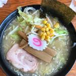 麺処とらたま - 塩野菜ラーメン