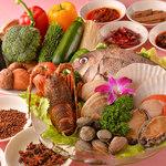 茘香尊 - 厳選食材を使用