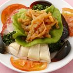 茘香尊 - 五目冷菜