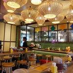 タイの食卓 クルン・サイアム - 店内