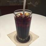 マーメイドカフェ - アイスコーヒー