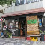 THE BISHOP - 外観☆