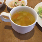 71007281 - スープ(具沢山)