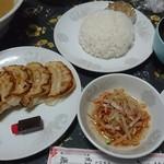 71007829 - 餃子定食