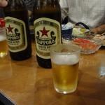71007961 - 大瓶ビール!!