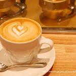 サザコーヒー - カプチーノ