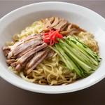 猪苗代湖畔のレストラン 中国料理 西湖 - 西湖特製たれ麺(温麺)