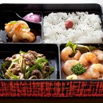 猪苗代湖畔のレストラン 中国料理 西湖 - 料理が選べるお弁当