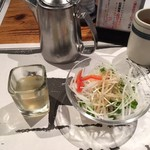 寛屋 - サラダ