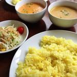 ティランガスパイス - 料理写真: