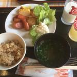 ホテルエリアワン宮崎 - 朝食バイキング