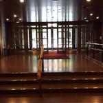 カフェ レックコート - 内観写真:ホテル入り口