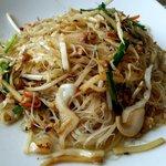 中国料理龍飯店 - 焼きビーフン