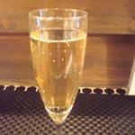 ビストロ メゾン・ド・ルージュ - 甲州ワインのスパークリング