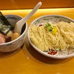 らーめん いまるや - 醤油つけ麺特盛【料理】