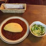 カフェイチマルマルイチ - まるいちカレー  ¥950