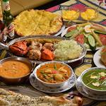 Aladdin Restaurant Indian&Pakistan - パーティセット