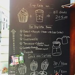 ON THE WAY, Cupcakes&Coffee Shop  - 2017-7月
