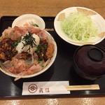 71023491 - 「料理」名物醤油かつ丼 ロース(梅)