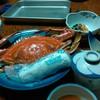 一福荘 - 料理写真:竹崎蟹