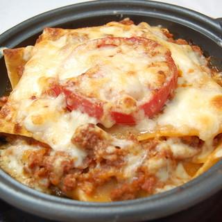 クラシックかつ大胆なイタリア料理