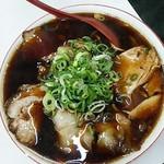 新福菜館 - 中華そば(並)