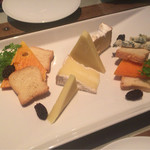 71025816 - Assorted Cheese Selection 1500円