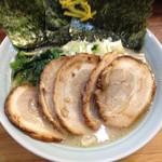 71025821 - 豚塩チャーシュー麺
