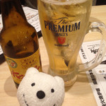 炉暖 - ホッピー HOPPY (in Osaka!) at Rodan, Awaza!♪☆(*^o^*)