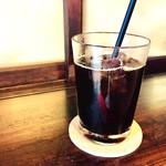 御福餅 本家 - アイスコーヒー