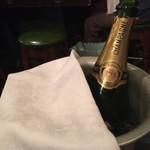 ワインビストロ cham - シャンパン