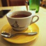 71028182 - ランチの紅茶