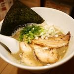 焼あご煮干ラーメン きち - 濃厚煮干¥900