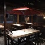 LEAF - 2階テーブル席