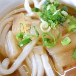 谷川製麺所 - しっぽくです。