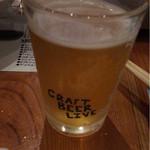 71033174 - 飲みやすい道頓堀地ビール(ケルシュ)