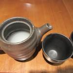 古拙 - 蕎麦湯