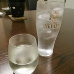 弐乃雪屋 - 日本酒&チェイサー