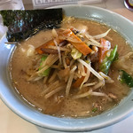Daikouramen - 野菜ラーメン=550円