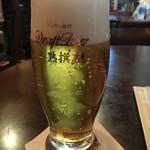 ビアハウス・ザ・ビール党 - アサヒ 熟撰