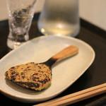 三吉橋 小嶋屋 - 昔は無料だった蕎麦みそ