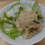 小江戸 - コンビーフのポテトサラダ 320円
