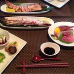 ホテル旬香 鳥取大山リゾート - 料理写真: