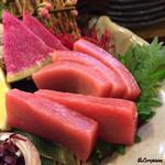 季節料理 薗 - 鮪 中トロ