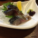 季節料理 薗 - 炙り〆鯖