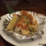 季節料理 薗 - 小芋のチーズ焼