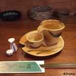 季節料理 薗 - 酒器